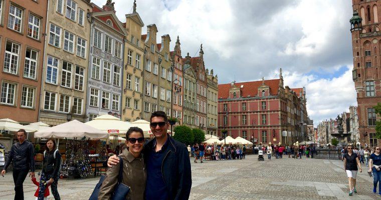 Gdansk, Poland : History, Pierogi and Vodka