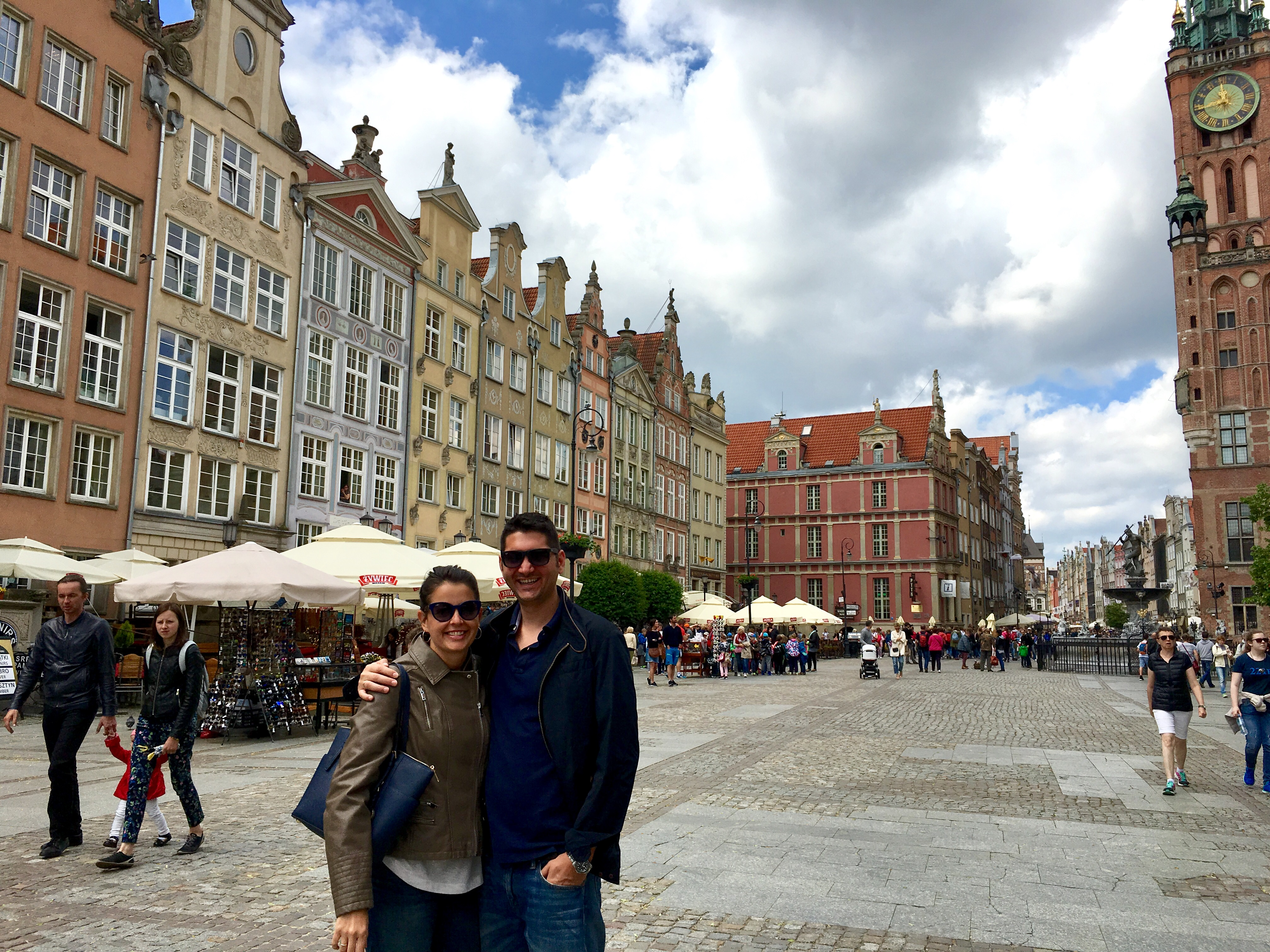 Gdansk, Poland : History, Pierogi and Vodka