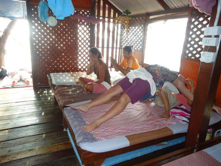 Thai Massage koh tao