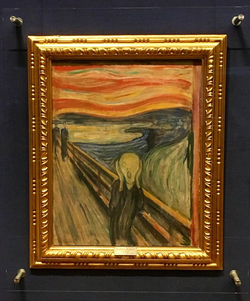 The Scream National Art Gallery, Oslo