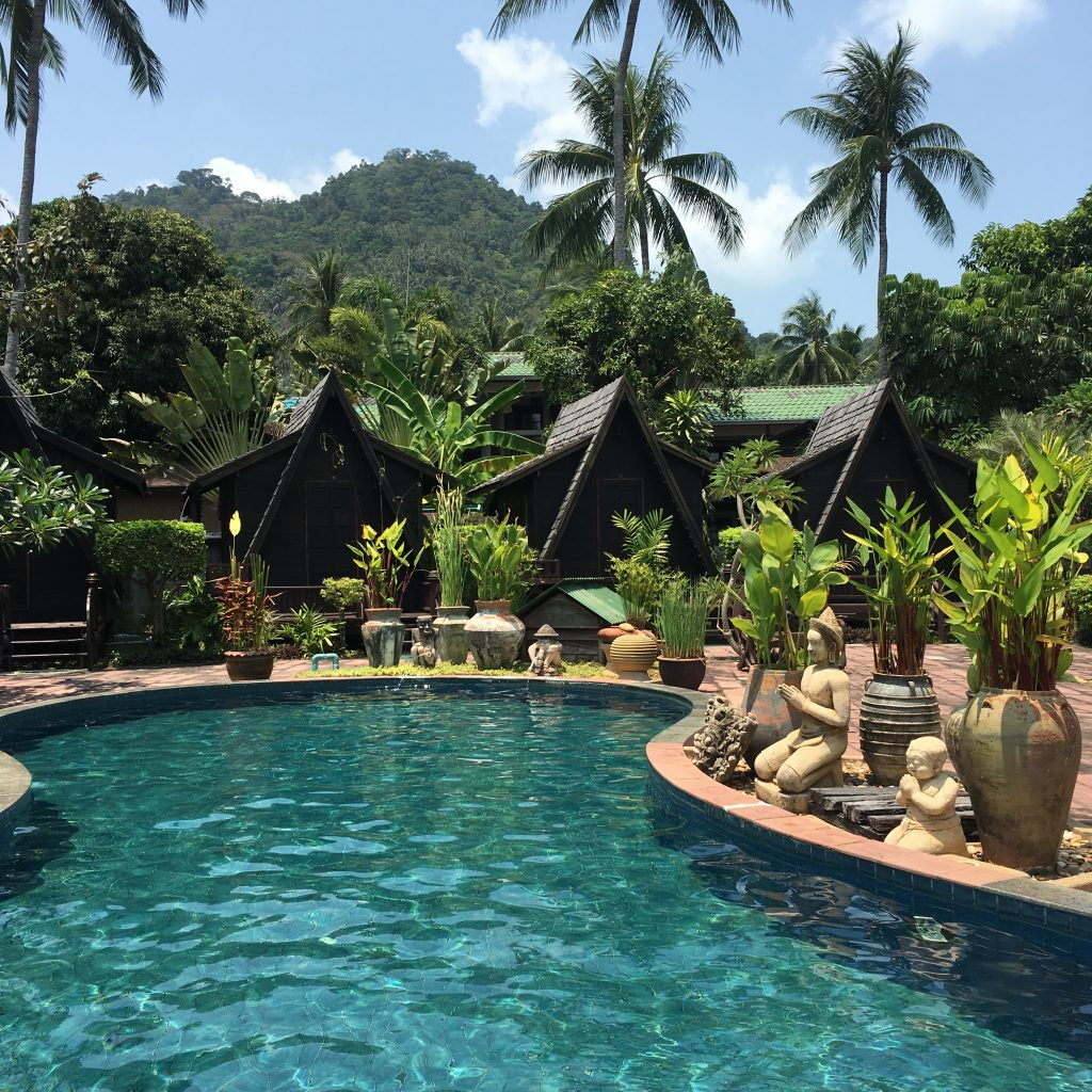 Spa Resort Koh Samui Thailand