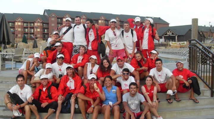 Jessica (not) Abroad – Lifeguard Manager days at the Wilderness